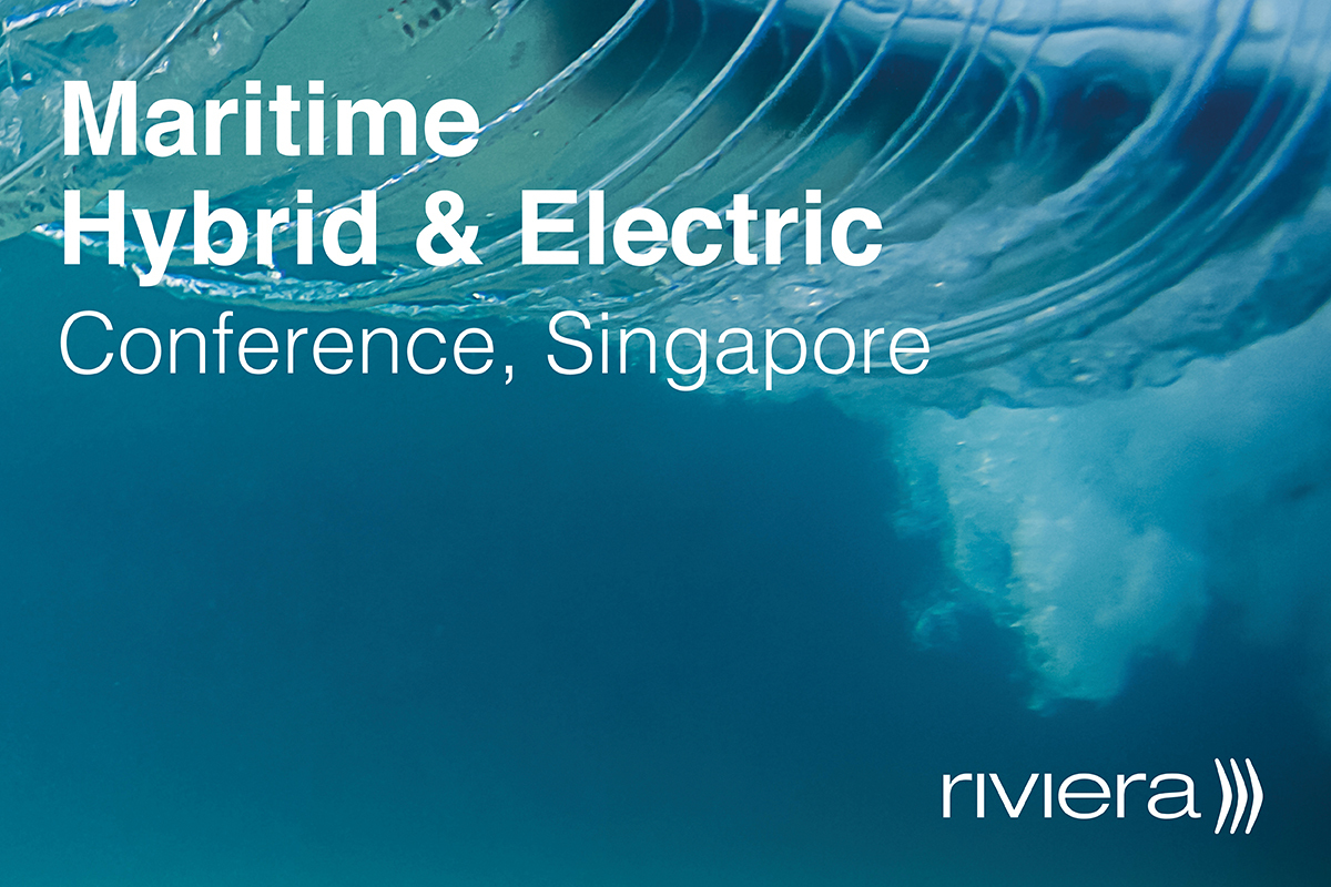 Maritime Hybrid & Electric Conference, Singapore