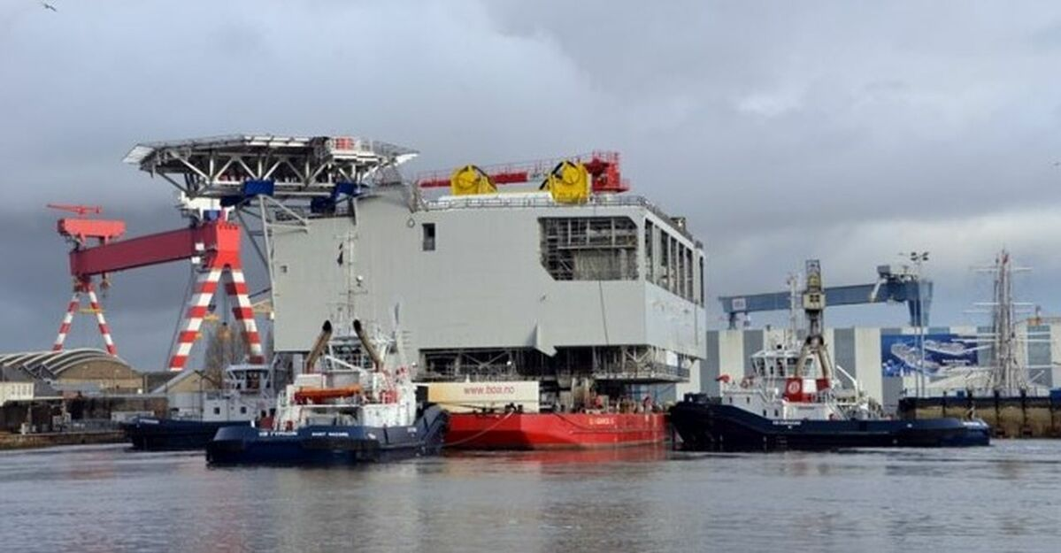 French fabricators have won a number of contracts for offshore substations