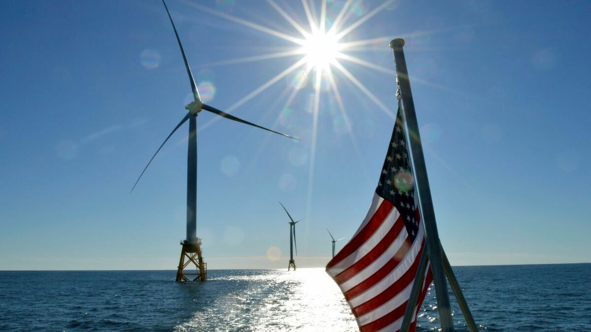 Investment in US offshore wind 'to exceed oil and gas in five years'