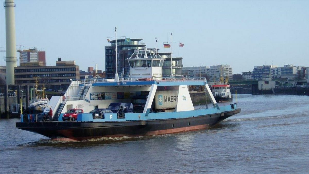 Bremerhaven - one of hundreds of ferries facing or receiving emissions-compliant retrofits