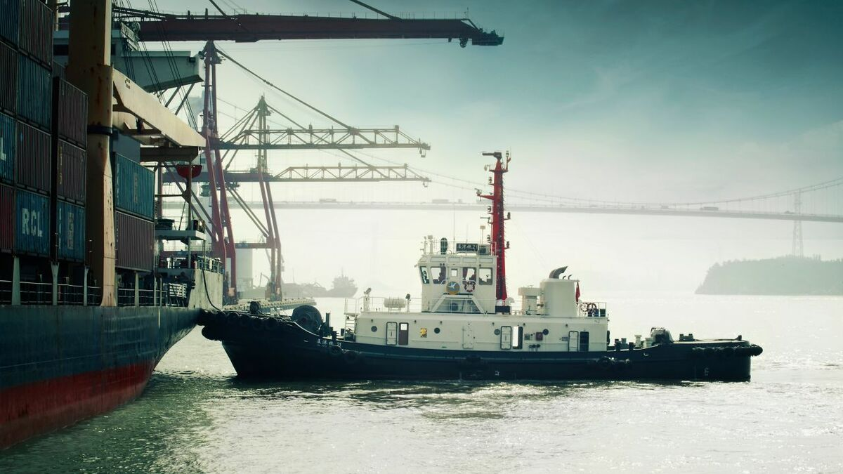 Tugs in China will have intelligent onboard systems for smart maintenance and remote monitoring