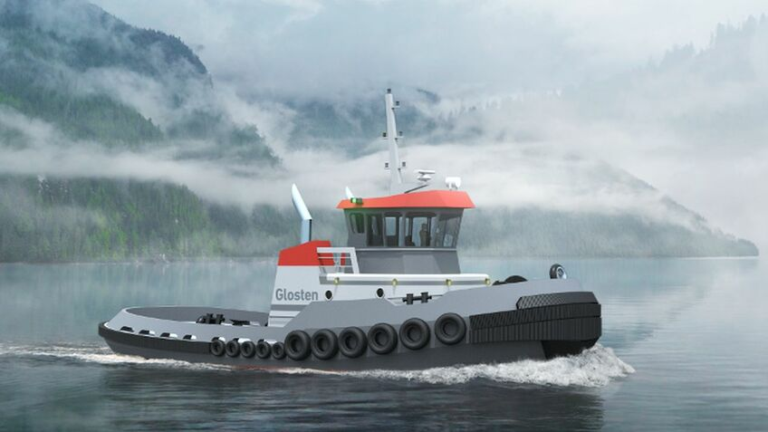 Saint Lawrence Seaway invests in new tug for ice management