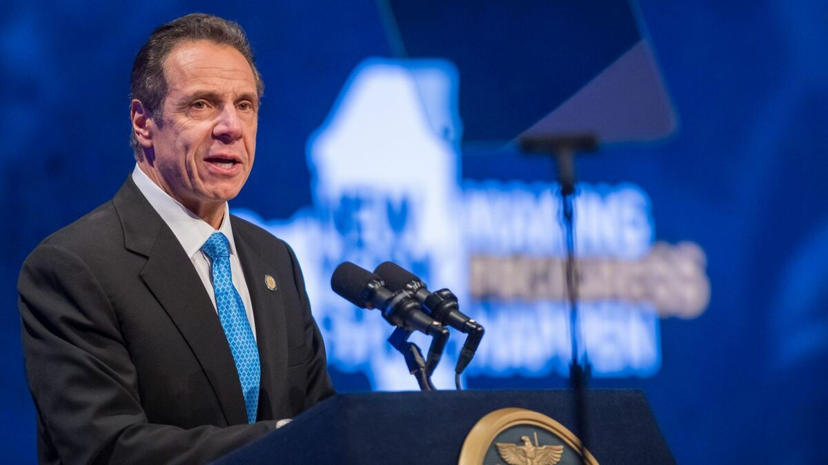 "Governor Cuomo: ""with record-breaking solicitations, New York continues to lead the way with most ambitious Green New Deal in the US"""