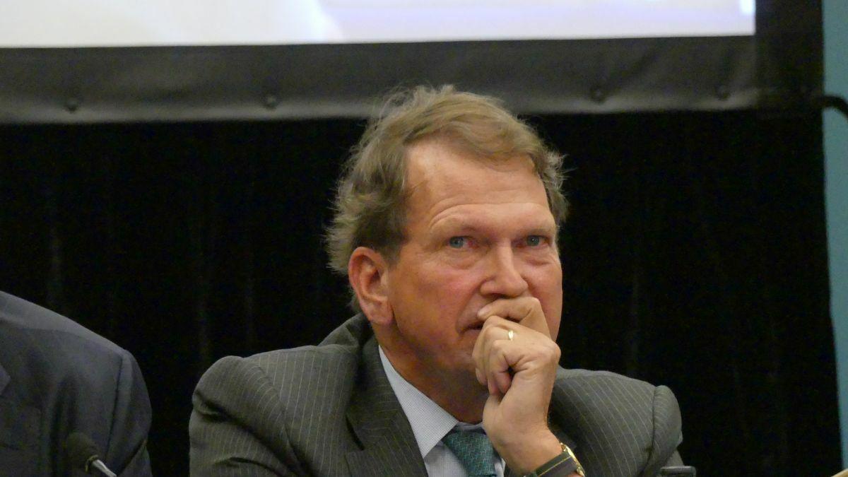 Jeffrey Pribor (International Seaways): 'Technical headwinds' impacting share price
