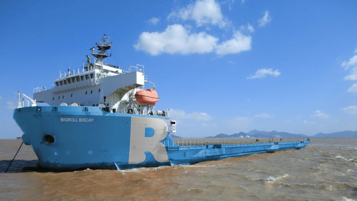 Offshore transportation specialist acquires new vessel