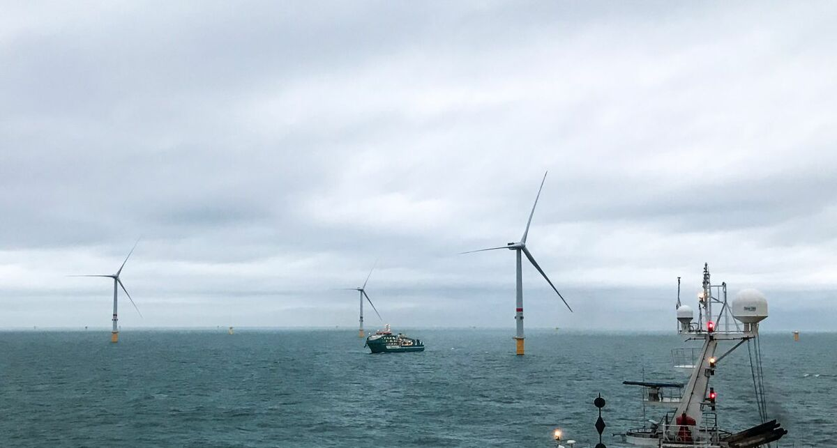 Northwester 2 powers up modular offshore grid