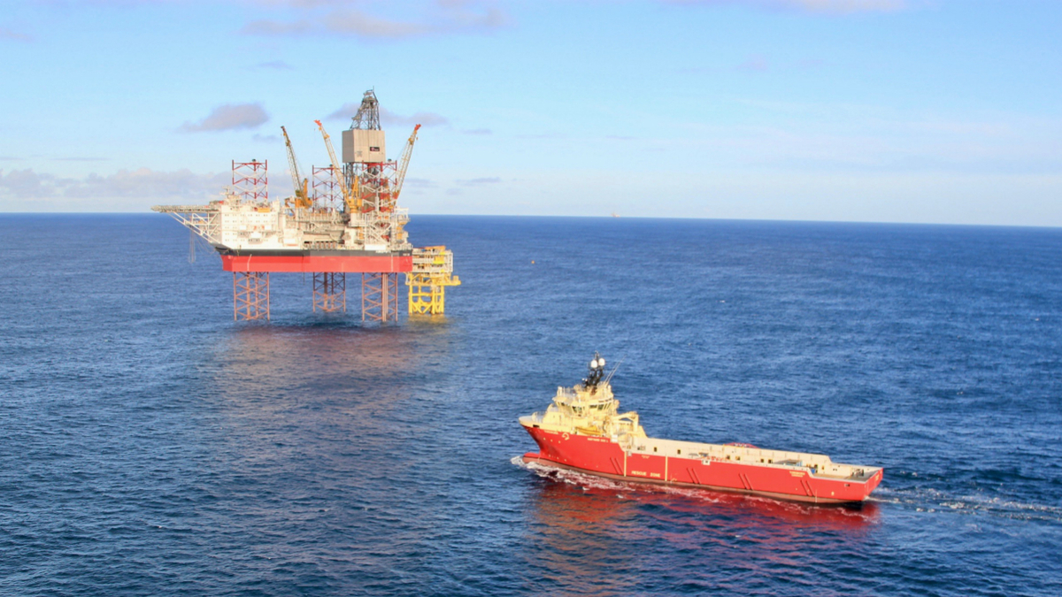 Heimdall, Keppel's fifth jackup rig delivered to Borr Drilling