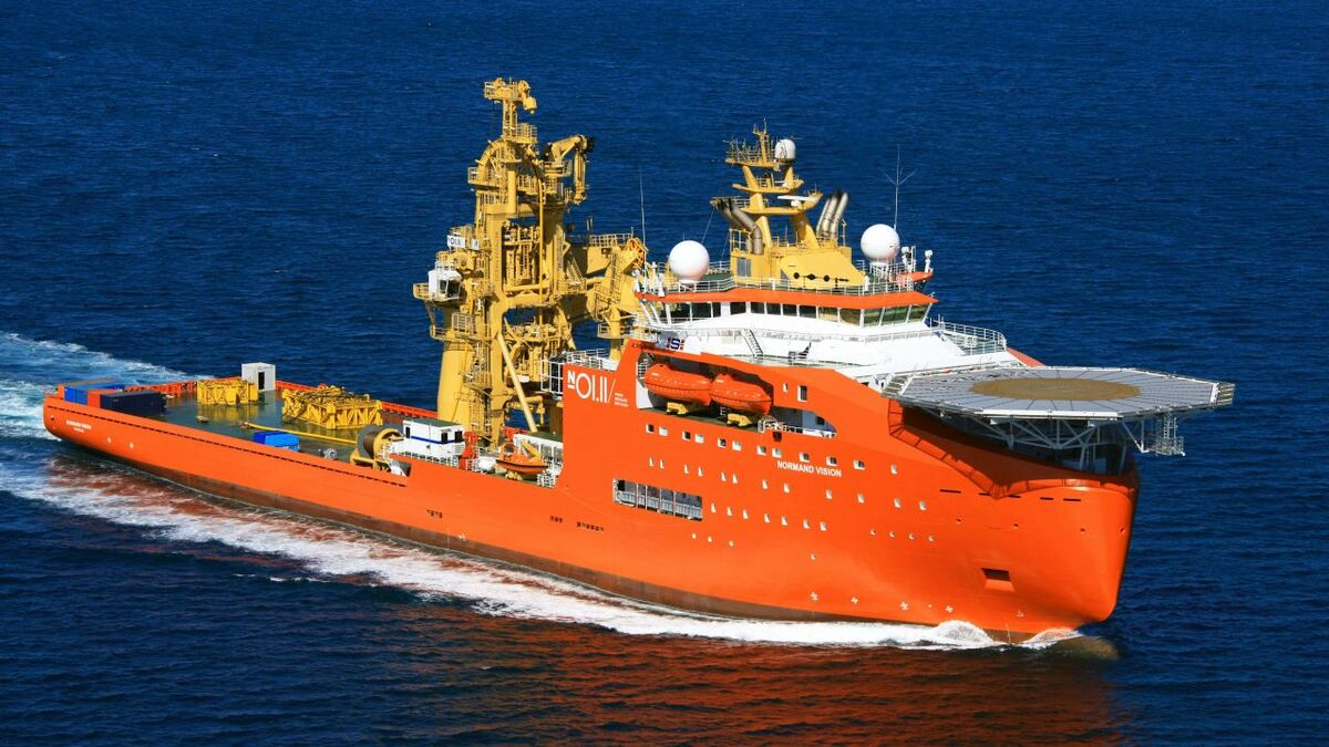 Ocean Installer operates a number of subsea vessels