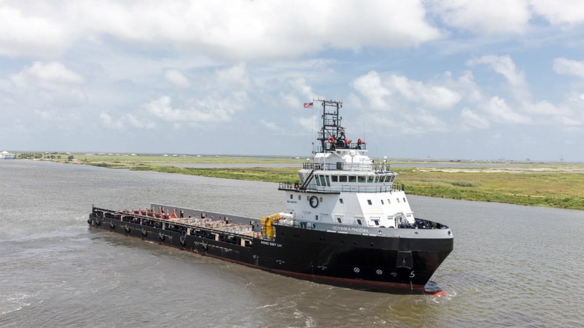 Quick turnaround on PSV propulsion refit ensures charter