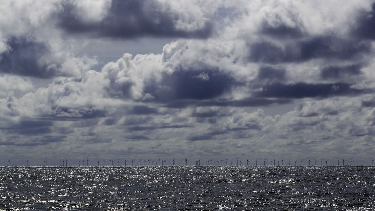 Larger turbines and higher tip speeds could make leading edge erosion an issue for entire windfarms