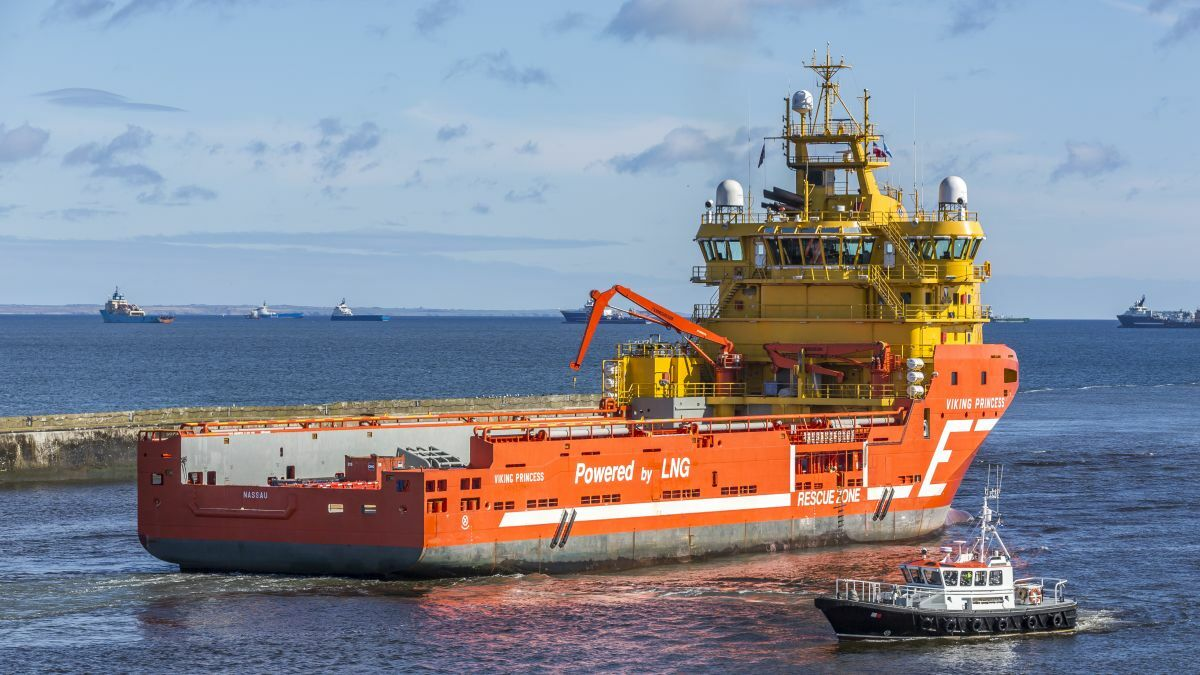Could LNG-powered and autonomous OSVs become a common site in the sector? (image: Alan Jamieson)