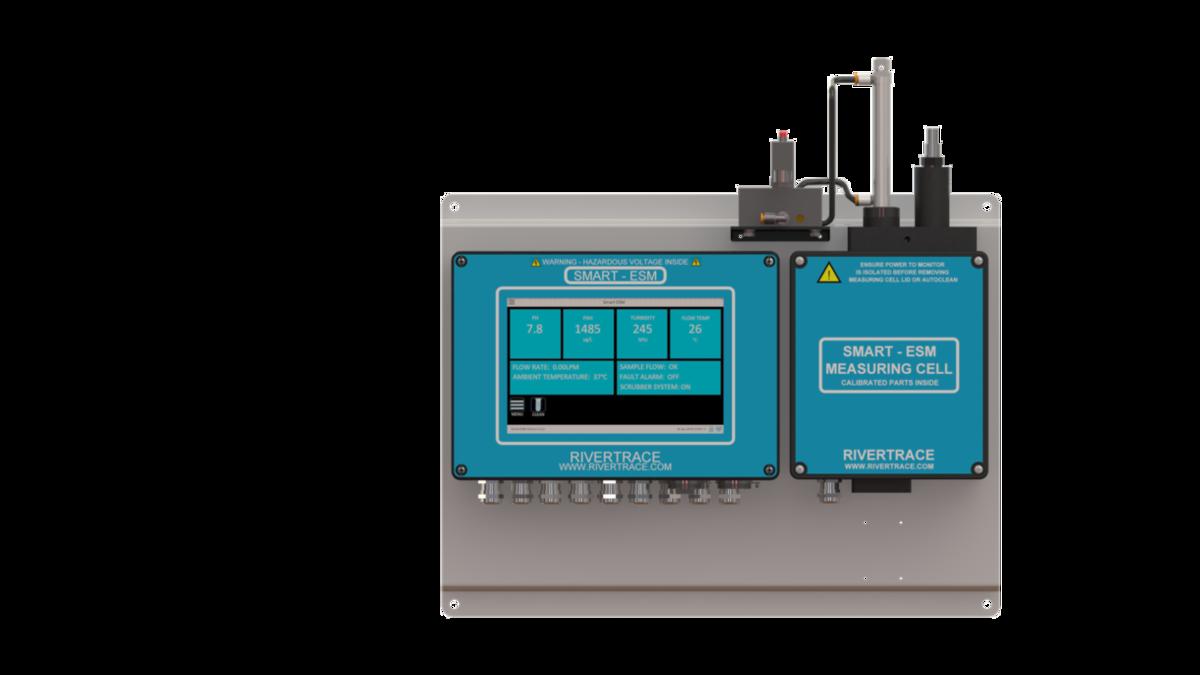 Rivertrace washwater monitor earns class certification