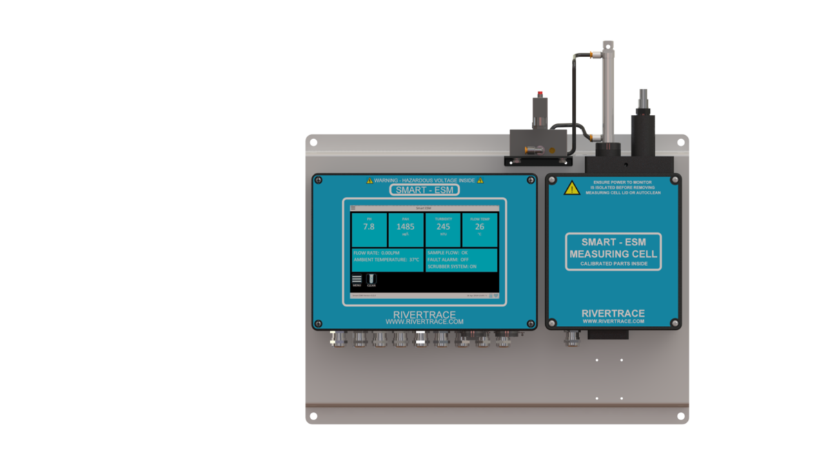 Smart ESM gets approval from DNV GL (image source: Rivertrace)