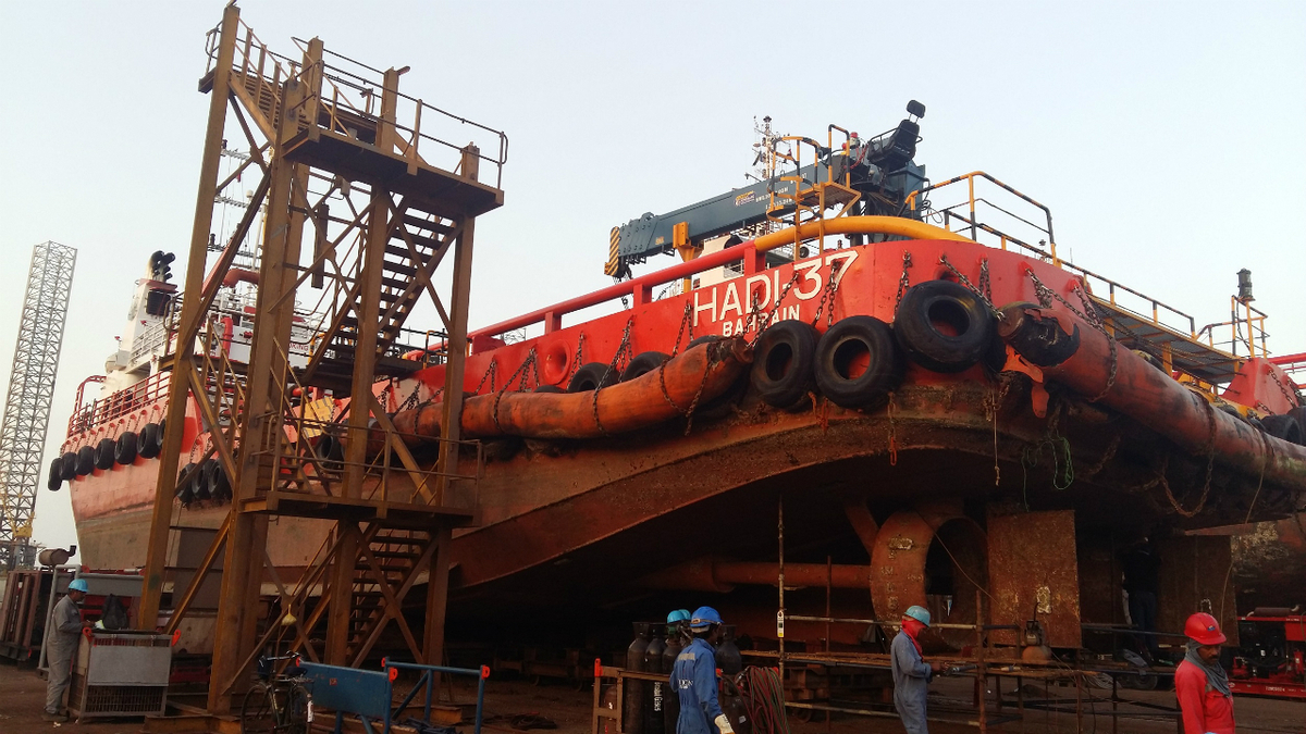 Retrofit 'seals' improved uptime for offshore tug supply vessel