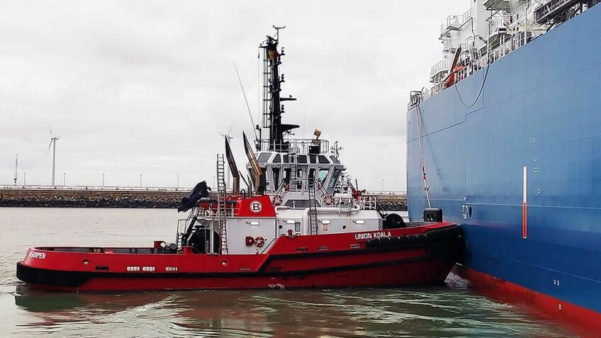 Boluda completes industry-first tug retrofit for environmental towage