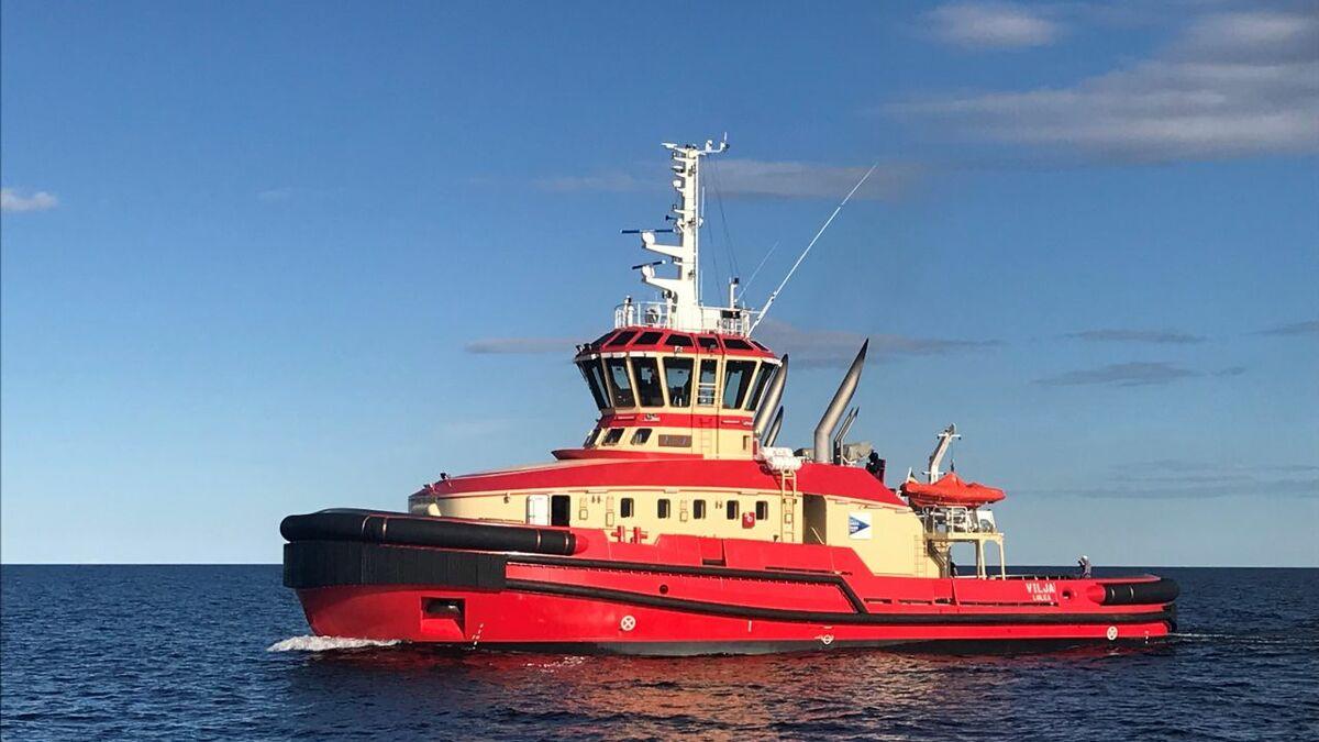 Newbuildings boost Scandinavian port icebreaking