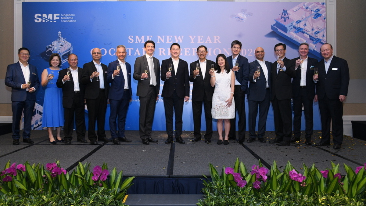 Singapore Maritime Foundation has announced its new board