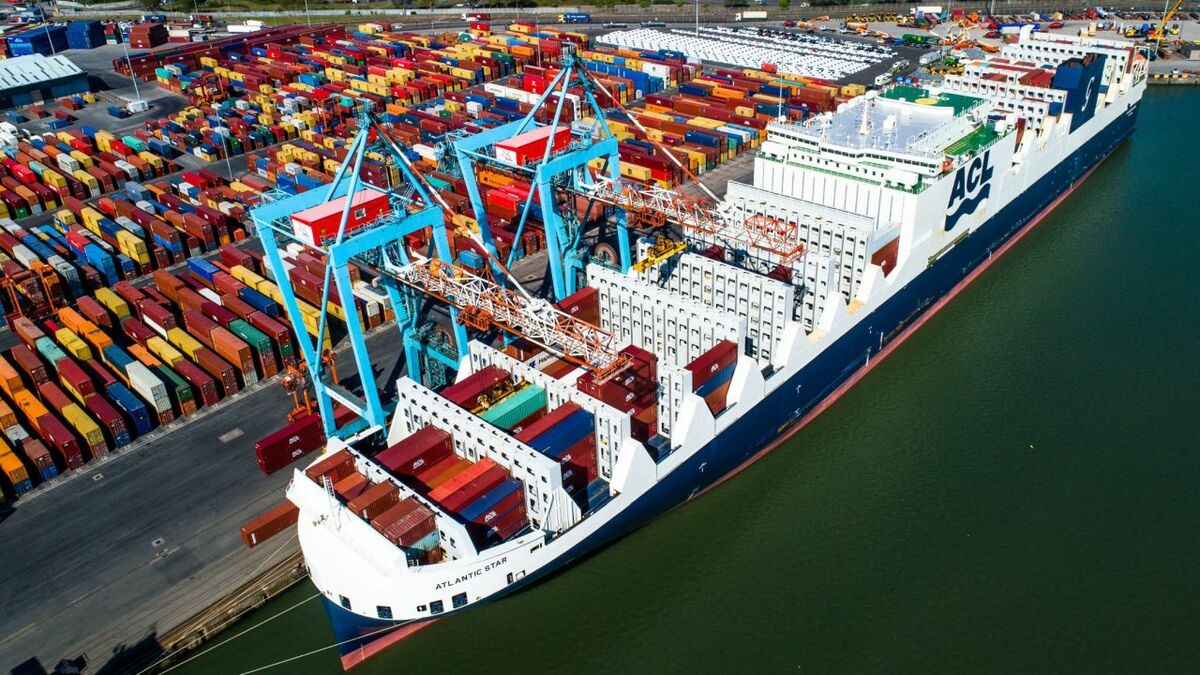 ACL has signed a 15-year agreement with Peel Ports Group