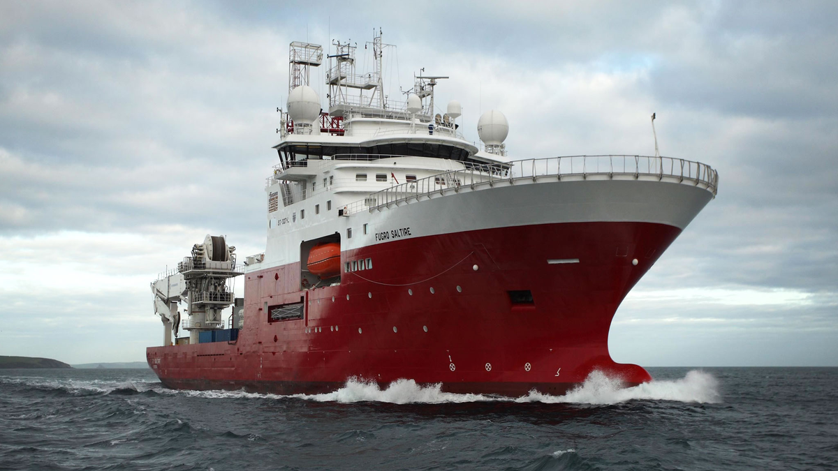 Fugro remains fully committed to divesting the Seabed Geosolutions business