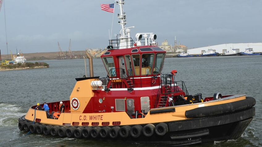 US owners expand fleets with newbuilding tugs