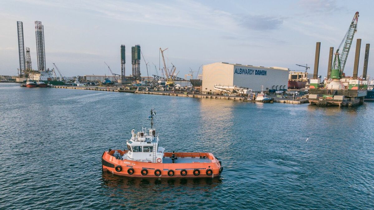 Year-end surge in deliveries boosts tug fleets