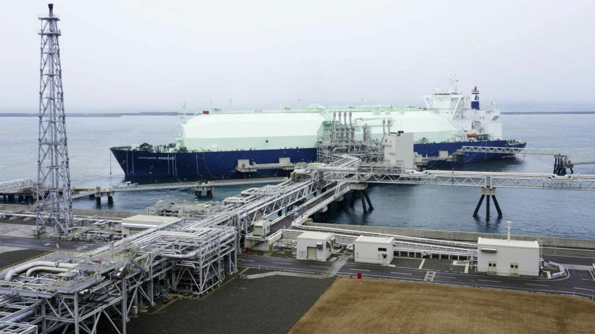 Ichthys project benefits from Moss-type LNG carriers