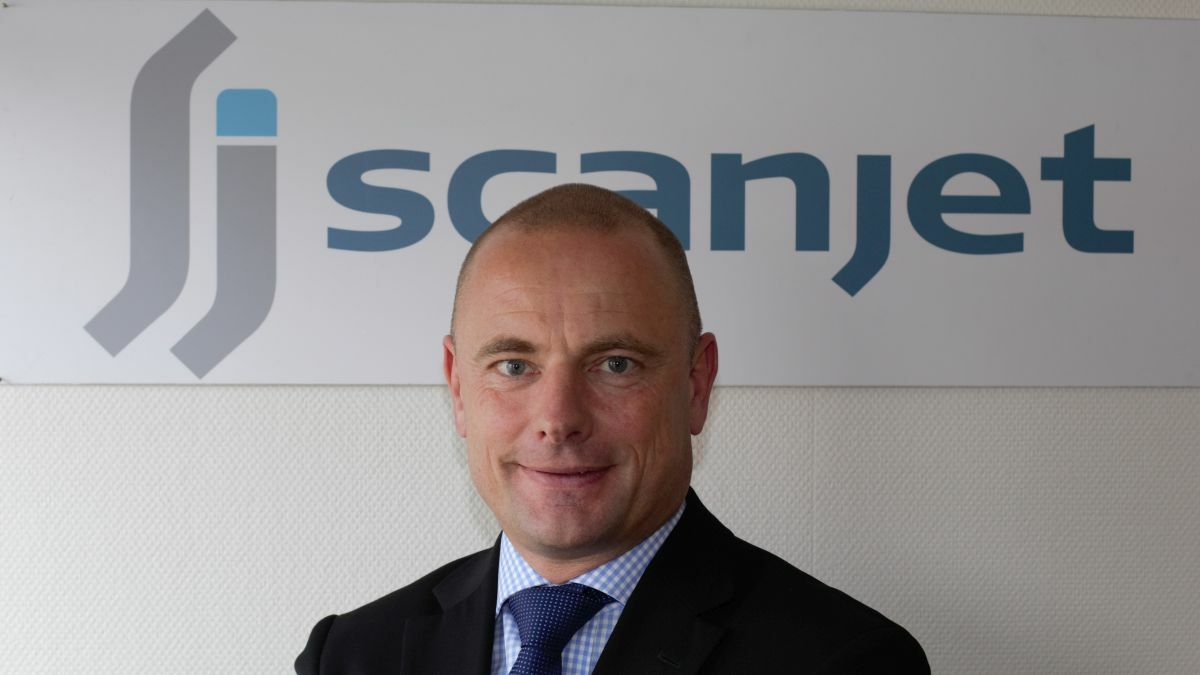 Niklas Falkmer (Scanjet): Optimisation is needed at all levels, including tank cleaning machines
