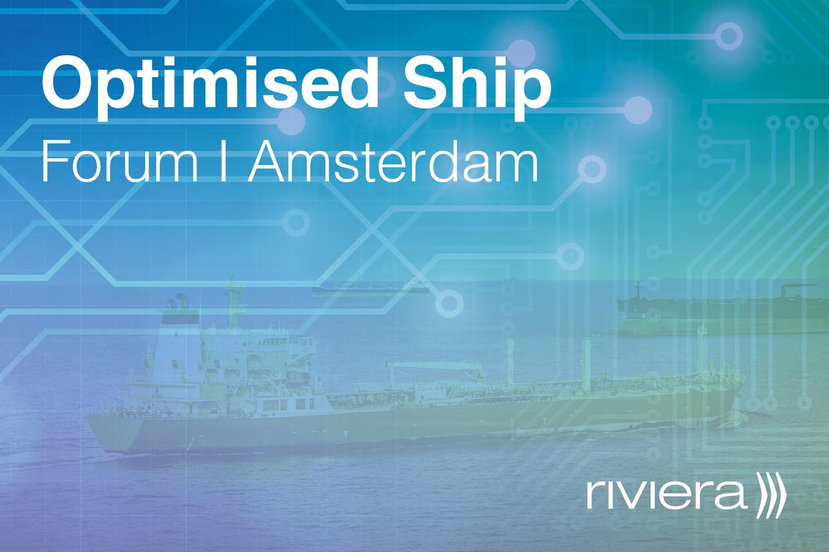 Optimised Ship Forum, Amsterdam