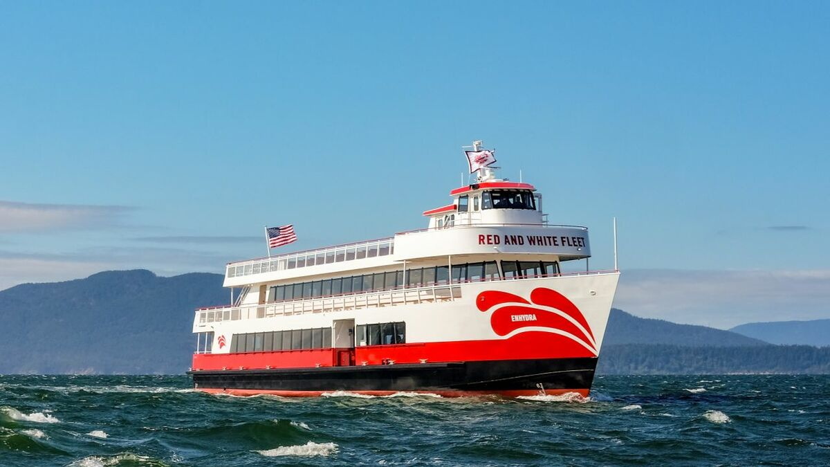 Hybrid-electric ferry's 35% fuel savings signals electric future for fleet