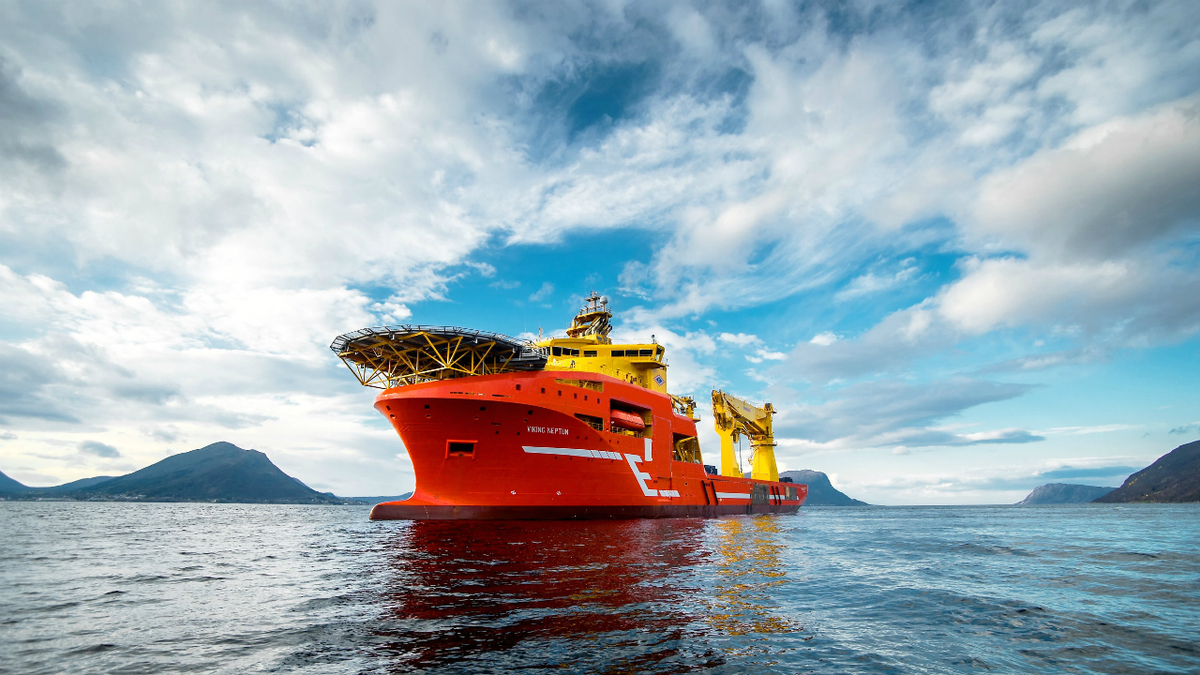 CSV to support subsea work for FPSO in central North Sea