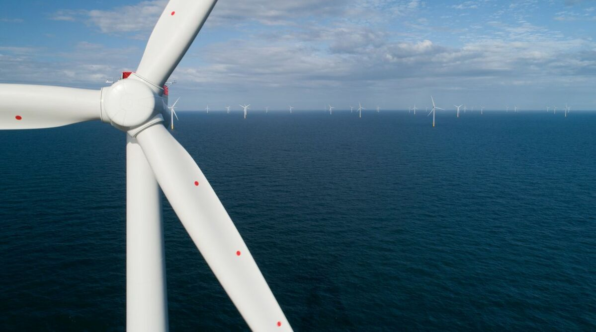 The Dutch plan foresees construction of a huge offshore wind facility producing green hydrogen