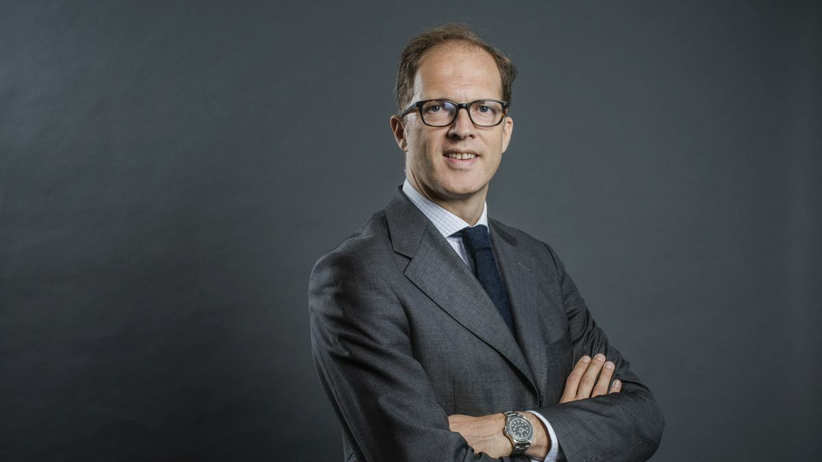 Euronav CEO Hugo de Stoop is confident the tanker market will bounce back in the medium term (source: Euronav)