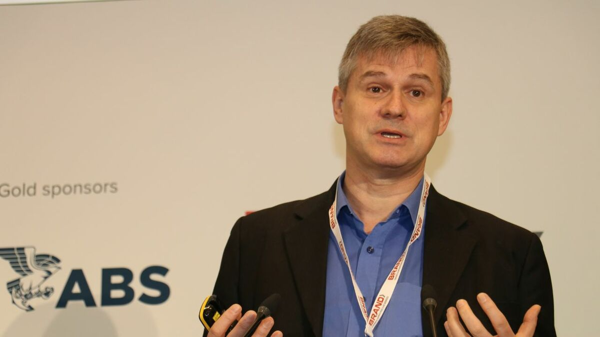 Arnstein Eknes (DNV GL): Hybrid propulsion is a solution for DP vessels