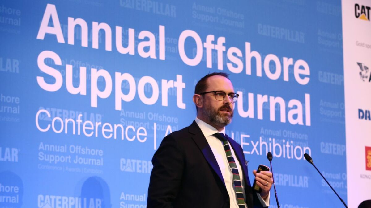 "Ian Trebinski (P&O Maritime): ""We need a voice at the table of IMO"""