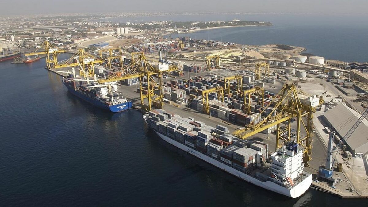 DP World operates a container terminal in Dakar (source: Port Autome de Dakar)