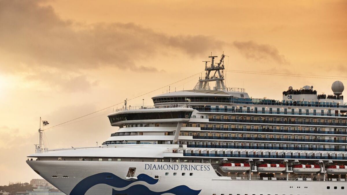 Coronavirus: cruise sector return hampered by outbreaks