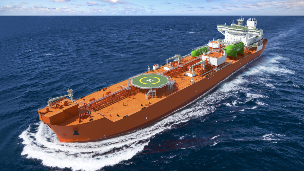 Gasum secures LNG bunkering for new dual-fuel shuttle tankers