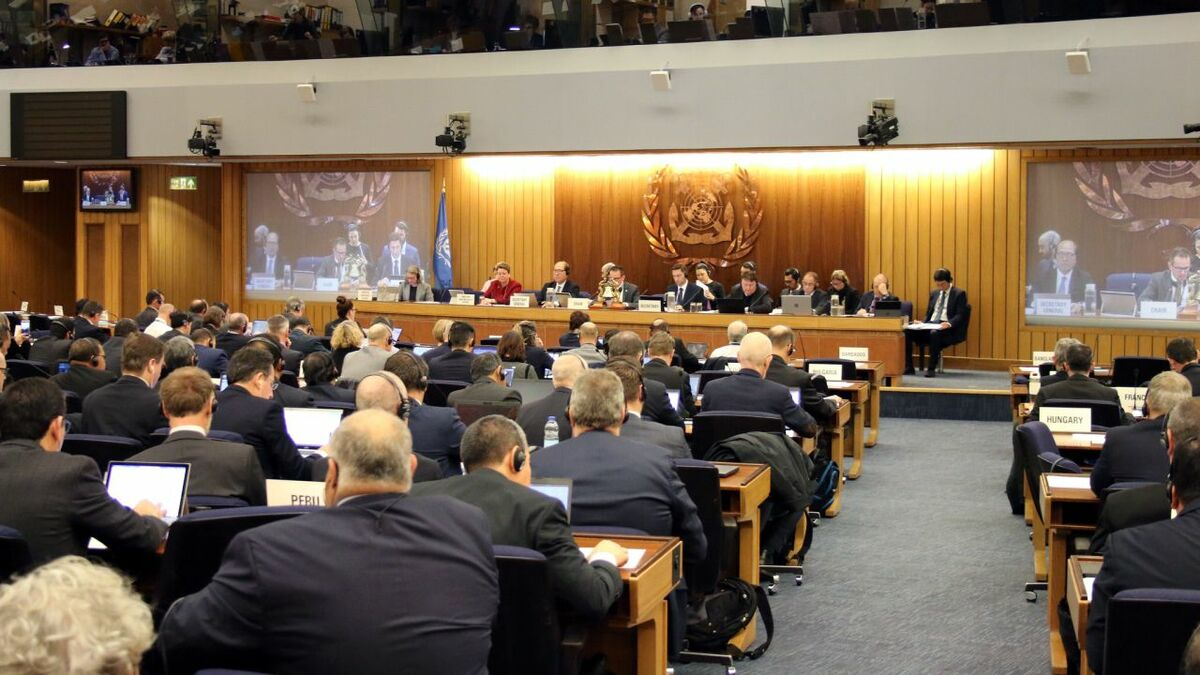 IMO NCSR 7 sub-committee approved amendments to ship traffic separation systems