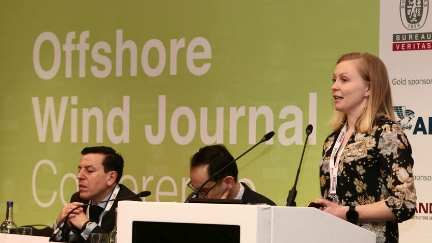 """Imogen Brown: """"high power prices are a good signal for offshore wind"""""""