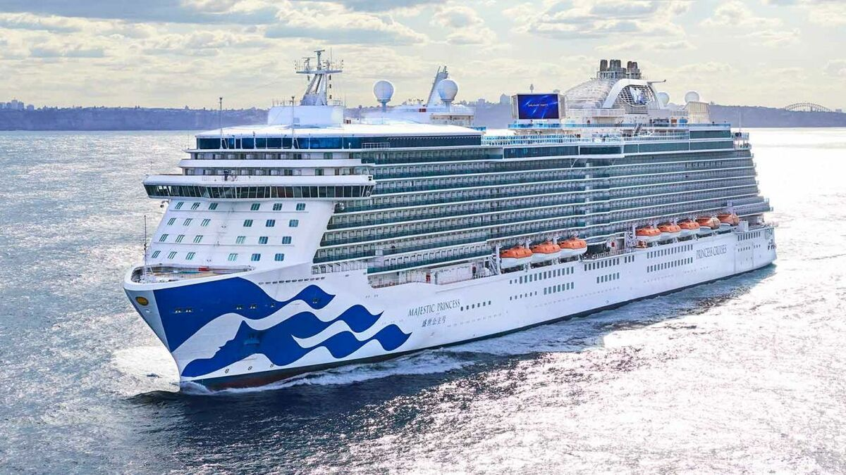 Princess Cruises' new ships will have O3b mPower for guest connectivity