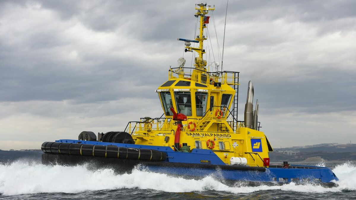 SAAM boosts Central America towage fleet