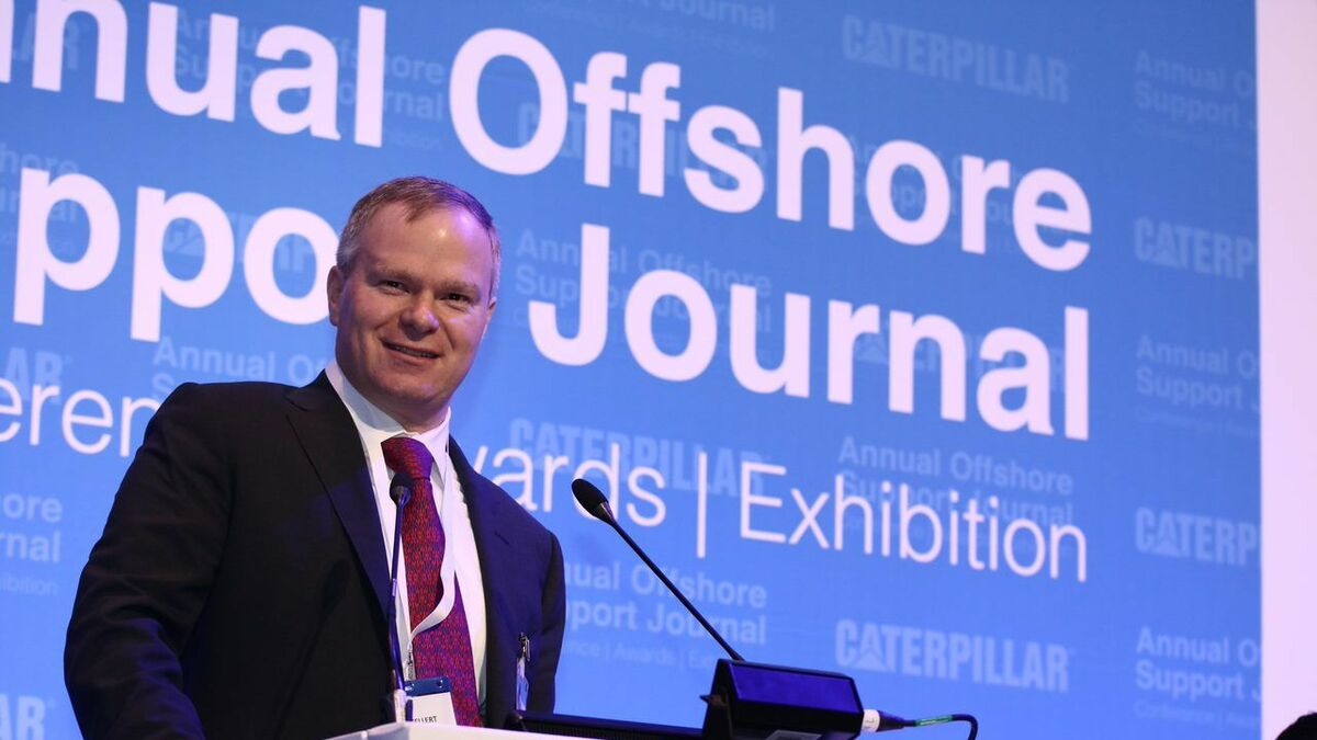 "John Gellert (Seacor): ""There is no magic bullet"" to decarbonise shipping"
