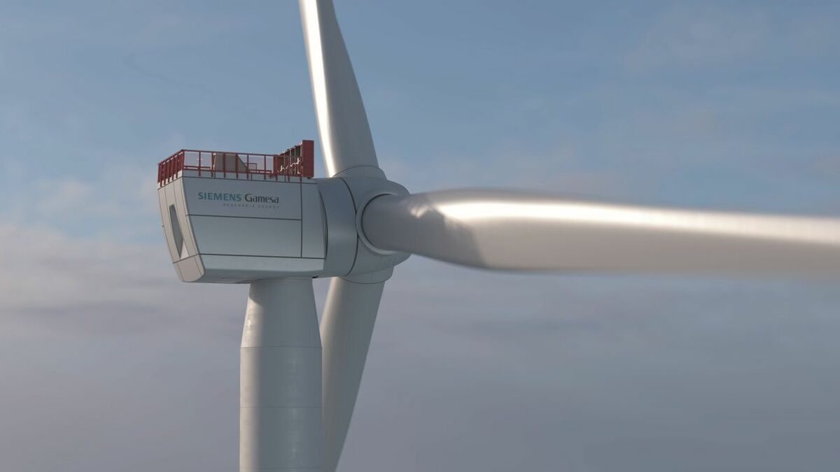 Siemens Gamesa could manufacture blades for offshore wind turbines in the Hampton Roads area
