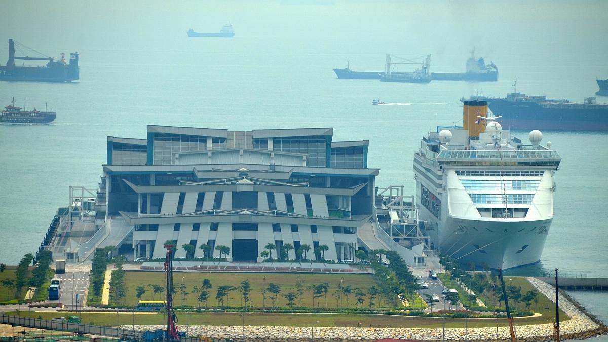 Singapore confirms coronavirus case in active seafarer