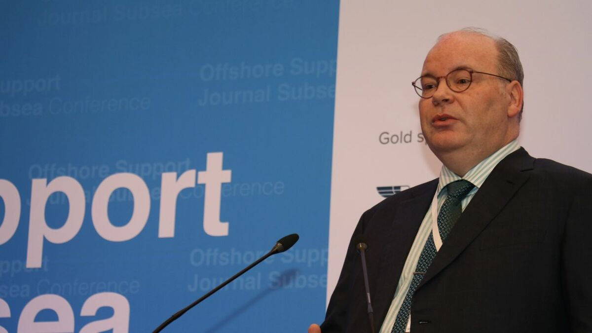 "Ian McIntosh (Strategic Offshore Research): ""We are in some pain"""