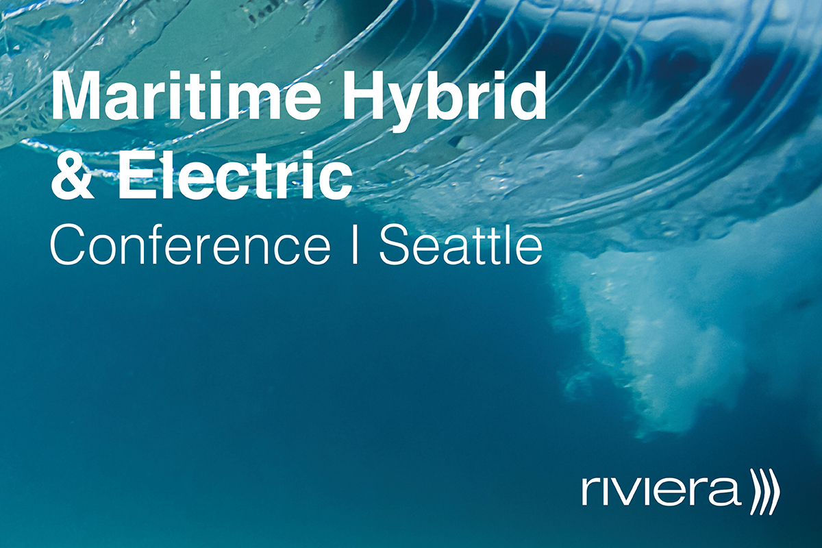Maritime Hybrid & Electric Conference, Seattle