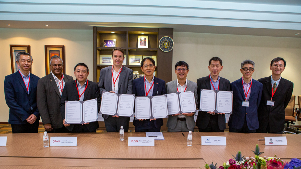 BH Global subsidiary signs MoU for Singapore's first plug in hybrid electric fast launch