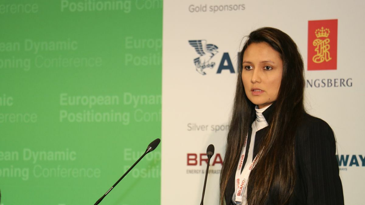 Cinthya Lopes (Simwave): DP operators and engineers could be trained together