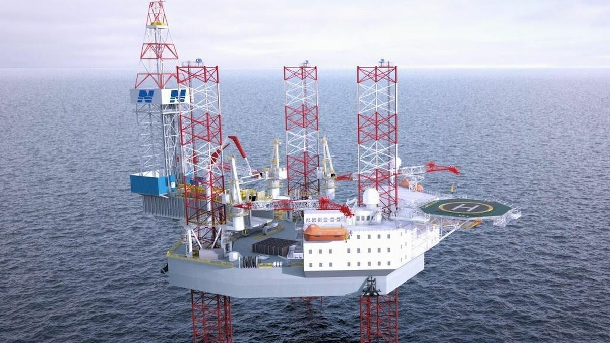 Emerger Embracer will be brought out of layup for a drilling contract with Qatar Petroleum