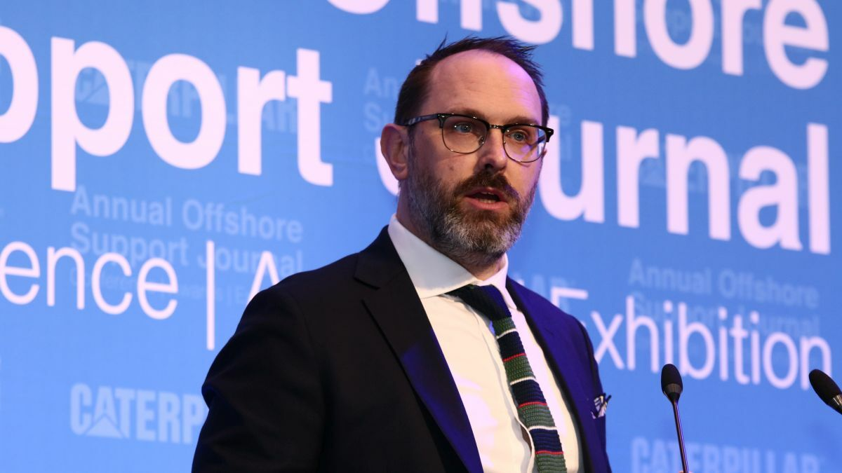 "Ian Trebinski (P&O Maritime): ""It's our data, let us have it"""